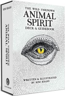 The Wild Unknown Animal Spirit Deck And Guidebook (Official Keepsake BoxSet)