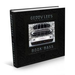 Geddy Lee's Big Beautiful Book of Bass by Geddy Lee (9780062747839) - HardCover - Entertainment Music General