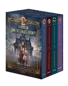 A Series of Unfortunate Events Box Set