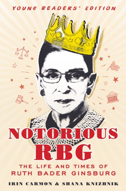 (ebook) Notorious RBG Young Readers' Edition