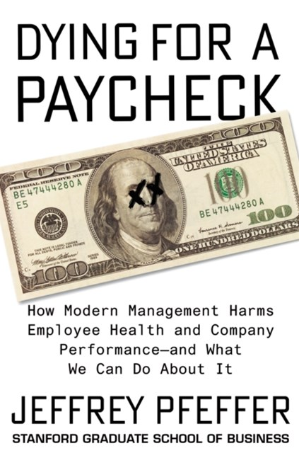 (ebook) Dying for a Paycheck