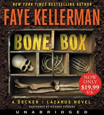 Bone Box [Unabridged CD]