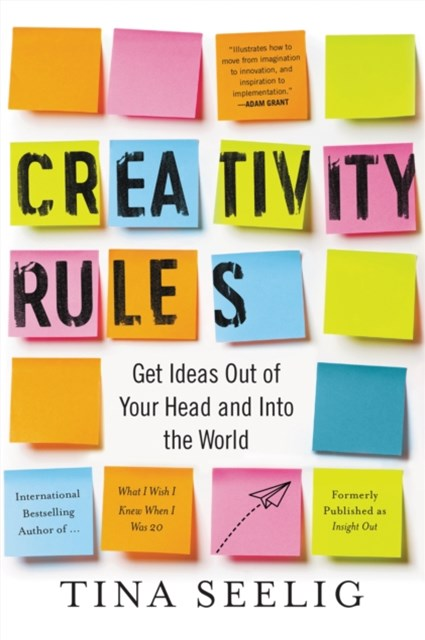 (ebook) Creativity Rules