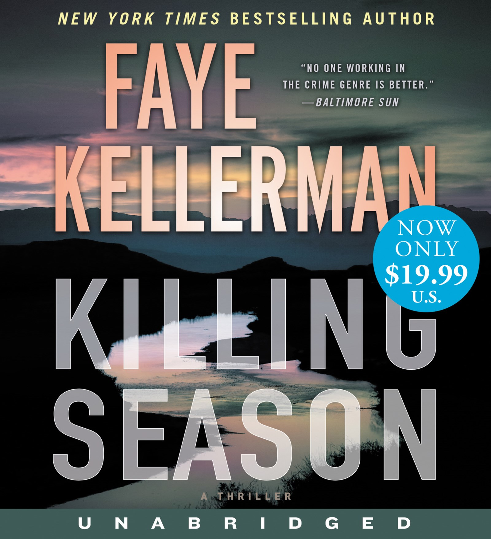 Killing Season [CD]