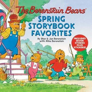 Berenstain Bears Spring Storybook Favorites