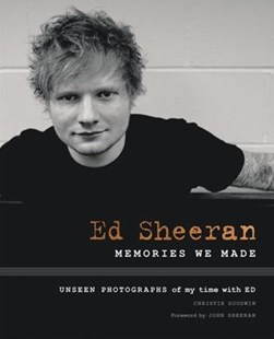 Ed Sheeran by Christine Goodwin, John Sheeran (9780062883261) - HardCover - Biographies Entertainment