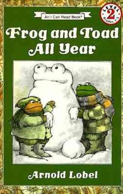 FROG & TOAD ALL YEAR