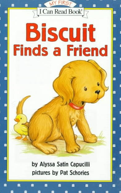 I Can Read Biscuit finds a Friend