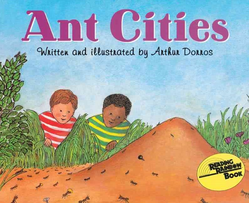 Ant Cities