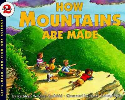 How Mountains are made
