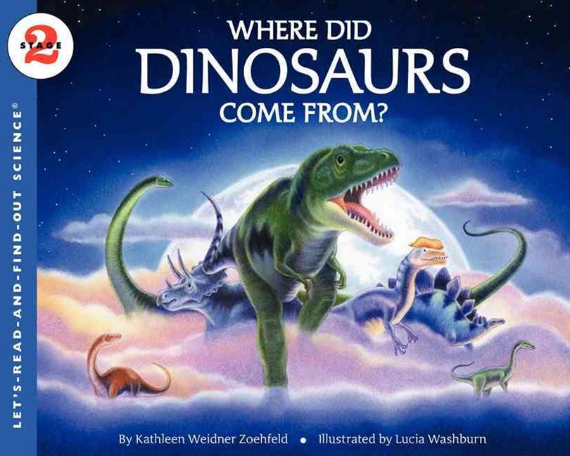 Where Did Dinosaurs Come From?