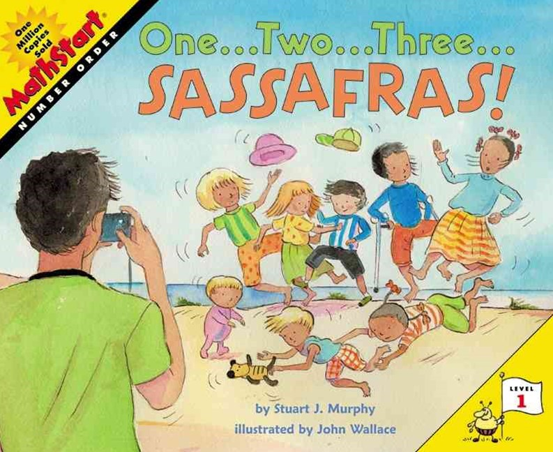 One...Two...Three...Sassafras: Level 1: Number Order