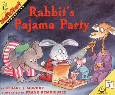 Rabbit's Pajama Party by Stuart J Murphy, Frank Remkiewicz, Murphy (9780064467223) - PaperBack - Non-Fiction
