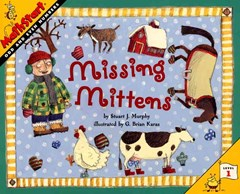 Missing Mittens: Level One: Odd and Even Numbers