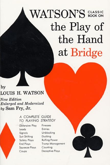 The Play of the Hand at Bridge