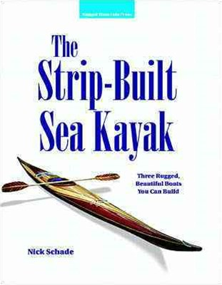 Strip Built Sea Kayak