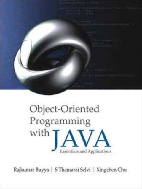 Object Oriented Prog with Java