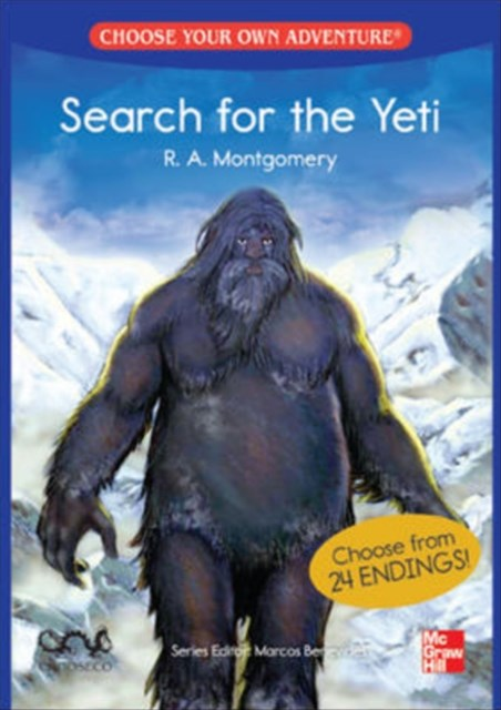 Search for the Yeti