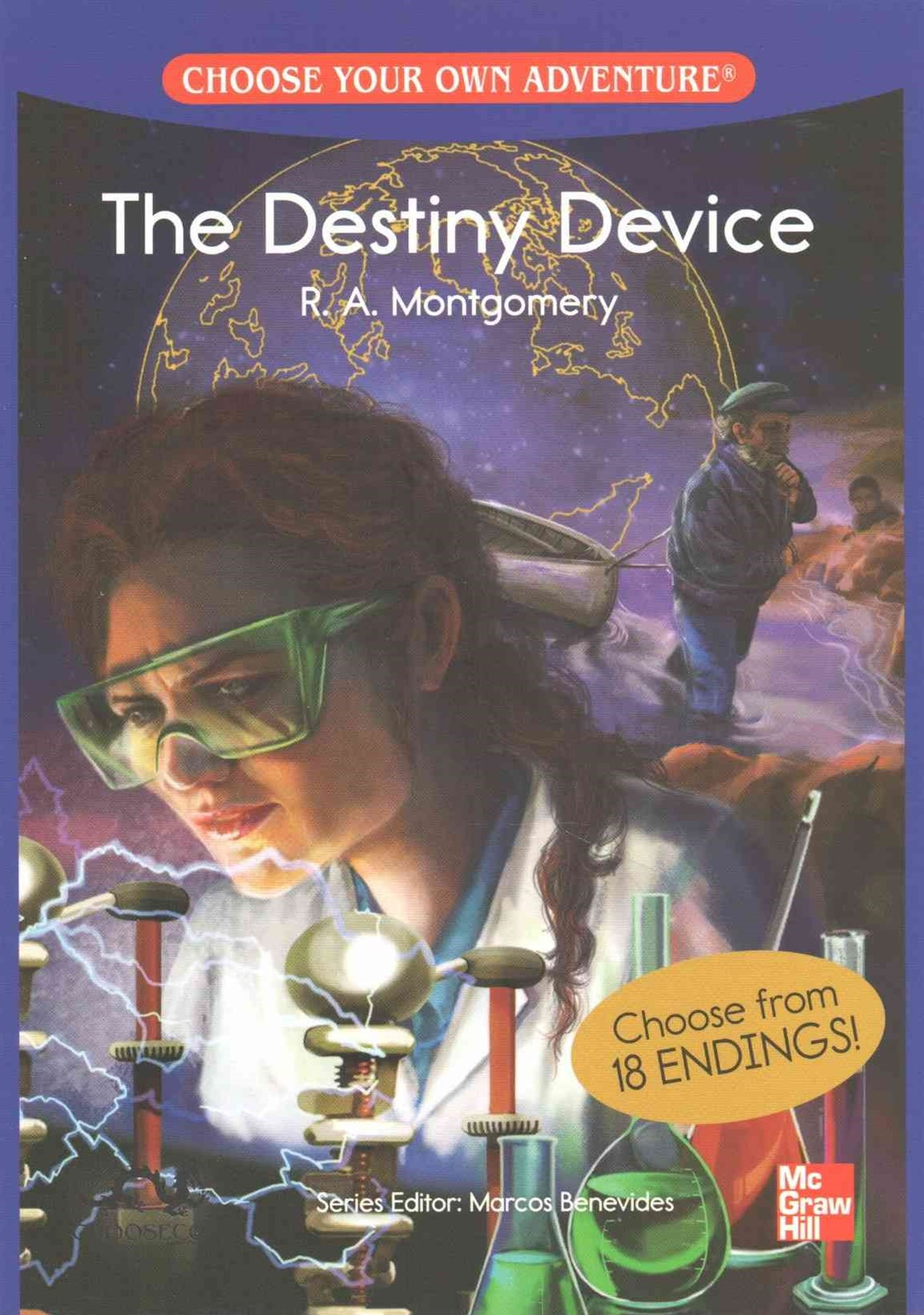 The Destiny Device (Choose Your Own Adventure)