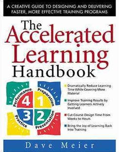 Accelerated Learning Handbook by Dave Meier, Dave Meier (9780071355476) - HardCover - Business & Finance Human Resource
