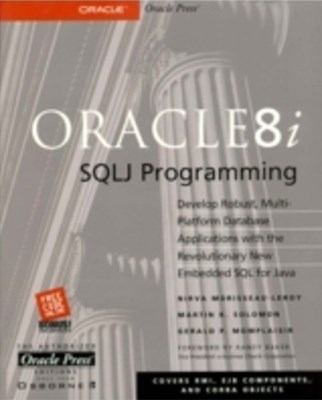 Oracle8i SQLJ Programming