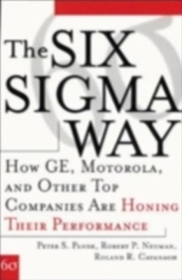 Six Sigma Way: How GE, Motorola, and Other Top Companies are Honing Their Performance