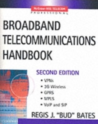 (ebook) Broadband Telecommunications Handbook