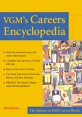 VGM's Careers Encyclopedia