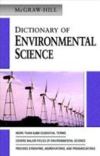(ebook) MCGRAW-HILL DICTIONARY OF ENVIRONMENTAL SCIENCE & TECHNOLOGY - Reference Dictionaries