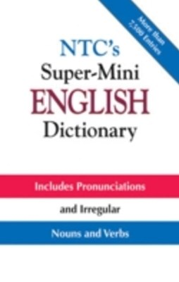 NTC's Super-Mini English Dictionary
