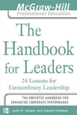 The Handbook for Leaders