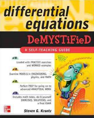Differential Equations Demystified