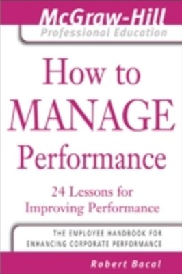 How to Manage Performance