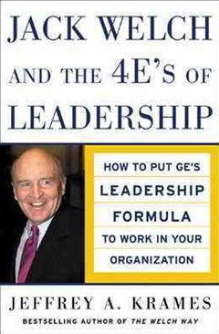 Jack Welch and the 4 E
