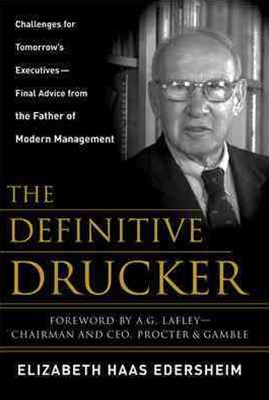 The Definitive Drucker