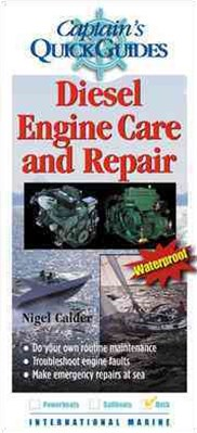 Diesel Engine Care and Repair