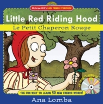 Easy French Storybook: Little Red Riding Hood