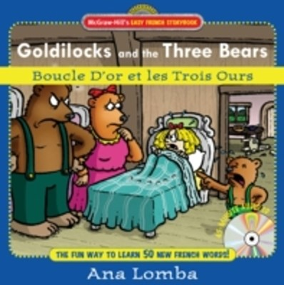 Easy French Storybook:  Goldilocks and the Three Bears