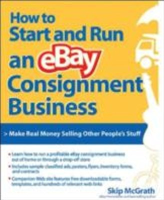 (ebook) How to Start and Run an eBay Consignment Business