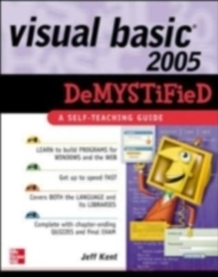 (ebook) Visual Basic 2005 Demystified