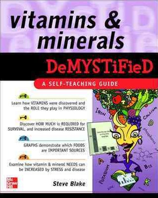 Vitamins and Minerals Demystified