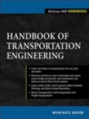 Handbook of Transportation Engineering