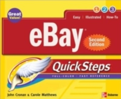 eBay  QuickSteps, Second Edition