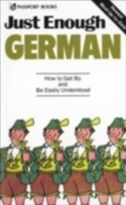 Just Enough German, 2nd Ed.