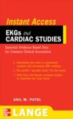(ebook) LANGE Instant Access EKGs and Cardiac Studies