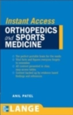 (ebook) LANGE Instant Access Orthopedics and Sports Medicine