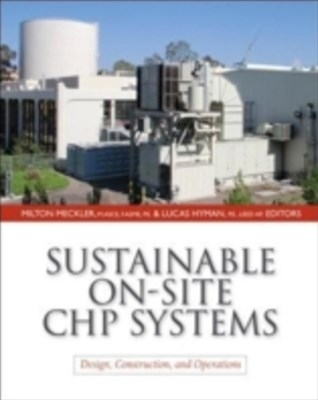 (ebook) Sustainable On-Site CHP Systems: Design, Construction, and Operations