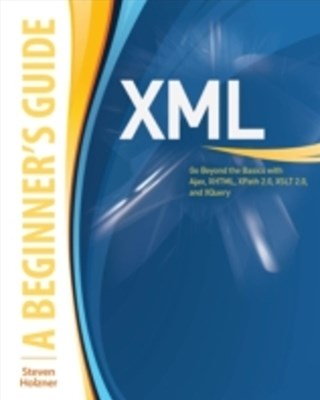 (ebook) XML: A Beginner's Guide