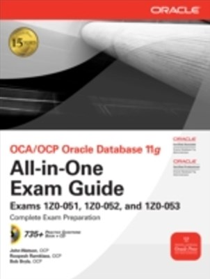 (ebook) OCA/OCP Oracle Database 11g All-in-One Exam Guide