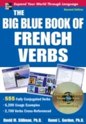 Big Blue Book of French Verbs, Second Edition